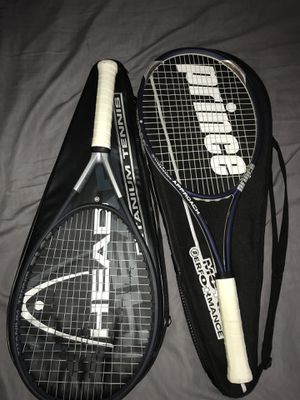 Tennis racket's for Sale in Denver, CO