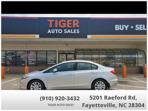 2012 Honda Civic for Sale in Fayetteville, NC