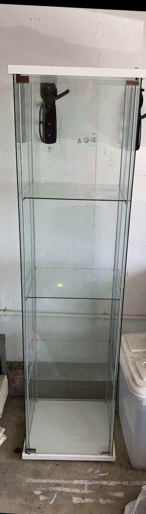 IKEA display cabinet for Sale in Orange, CA