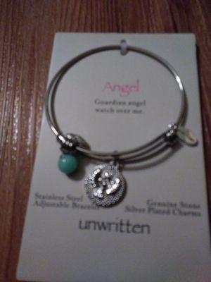 Unwritten Angel charm bracelet for Sale in Portland, OR
