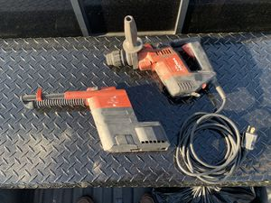 Hilti TE 5 DRS - HAMMER DRILL - ROTARY HAMMER for Sale in Tacoma, WA