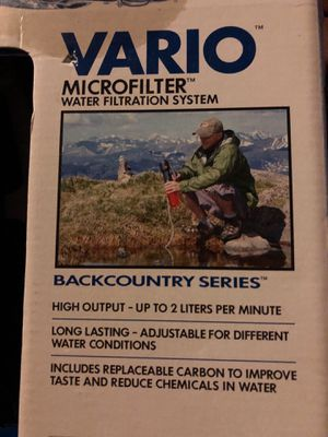 Water filtration system for Sale in Anchorage, AK