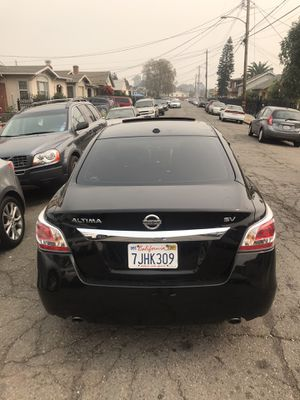 2015 Nissan altama vs for Sale in Stockton, CA