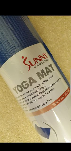 Sunny Yoga Mat for Sale in El Mirage, AZ