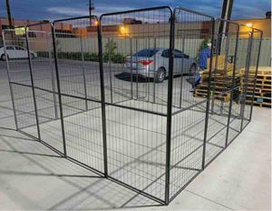 """New 72"""" Tall x 32"""" Wide Panel Heavy Duty 16 Panels Dog Playpen Pet Safety Fence Adjustable Shape and Space for Sale in Whittier, CA"""