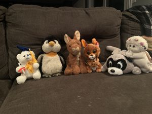 Stuffed Animals $1 Each for Sale in Rancho Cucamonga, CA