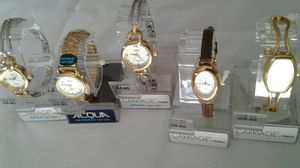 5 ladies watches for sale for Sale in Powder Springs, GA