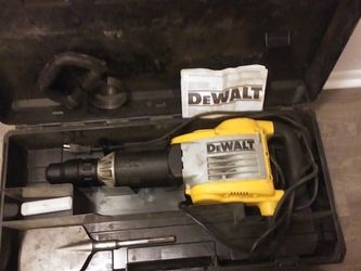 Dewalt Demolition Hammer for Sale in Seattle,  WA