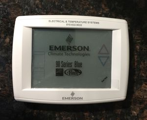 Brand new Emerson 1F97-1277 programmable thermostat for Sale in Southfield, MI