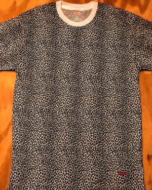 [for sale] Supreme/Hanes Leopard Tagless T-Shirt | Size: Medium | Condition: Brand new | $60 for Sale in St. Louis, MO