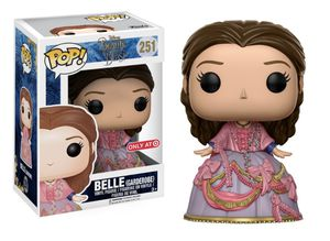 Disney beauty and the beast princess funko pops for Sale in Cedar Park, TX