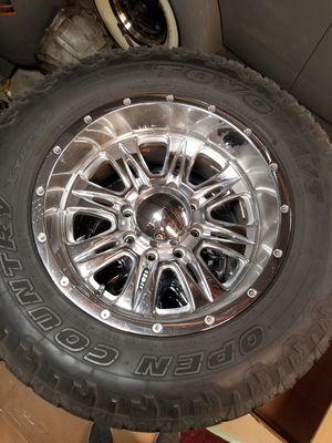 18x10 wheels for Sale in Modesto, CA