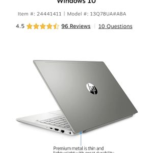 New HP Laptop for Sale in Tolleson, AZ