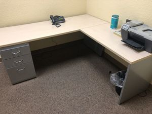 Two large desks for Sale in Colorado Springs, CO