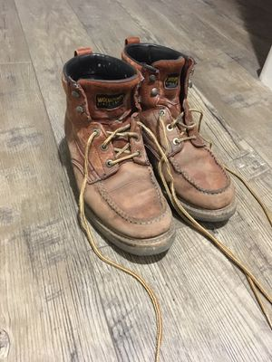 Wolverine Boots size 10.5 for Sale in Fontana, CA