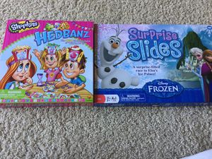 Games for kids! Like New!! for Sale in Tampa, FL