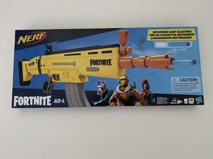 Nerf Fortnite Ar-L Toy Gun for Sale in Portland, OR