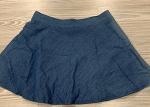 Denim jean circle skirt from korea for Sale in Silver Spring, MD