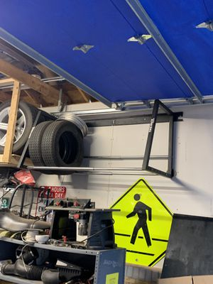 TireRack Wheel and Tire Storage Rack for Sale in Chicago, IL