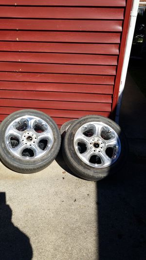 KMC Chrome rims for Sale in Homewood, IL