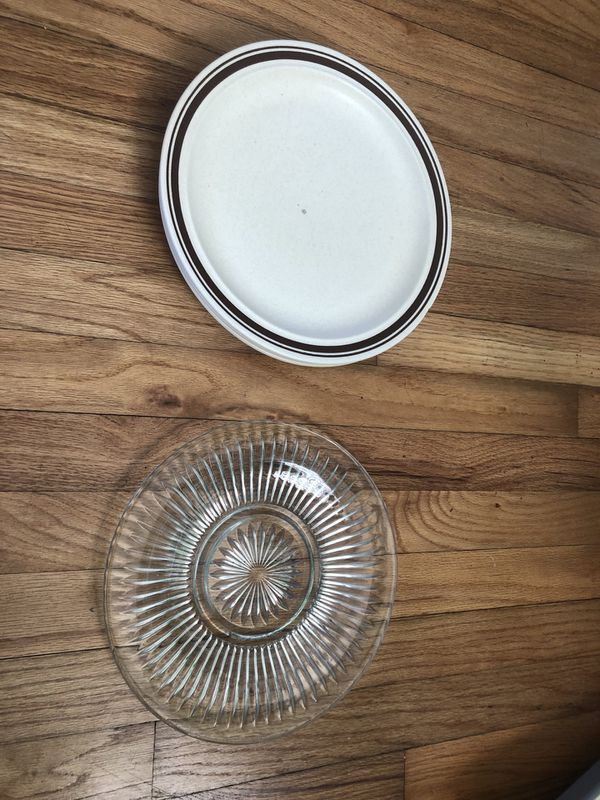 Various used kitchen items