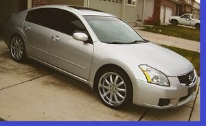 Like all Maxima's this 2007 Nissan Maxima one has a strong for Sale in Aurora, IL