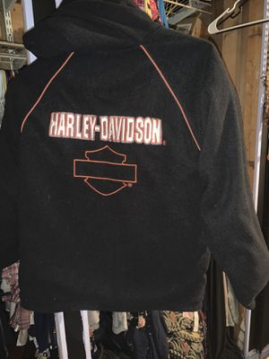 Harley Davidson reverses jackete for Sale in Acworth, GA