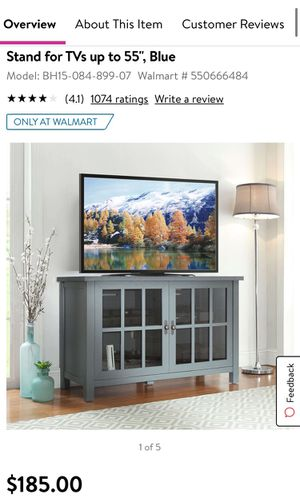 TV STAND —NEW for Sale in Bakersfield, CA