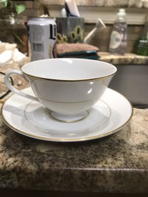 Yamaka tea cups and saucers 6 for Sale in Alexandria, VA
