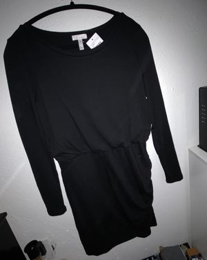 """NWT Nordstrom """"Leith"""" womens black dress M for Sale in Dallas, TX"""