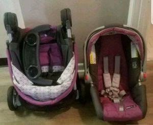 Baby stole and car seat for Sale in West Palm Beach, FL