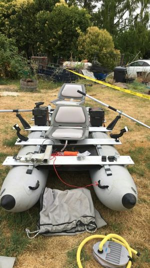 Two-person inflatable boat for Sale in Santa Rosa, CA