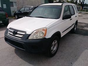 Honda crv 2005 for Sale in Hialeah, FL