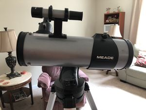 Meade telescope for Sale in Durham, NC