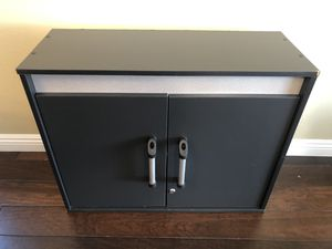 Garage Wall Cabinet Black & Decker for Sale in Poway, CA