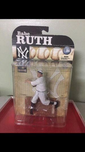 Macfarlane 2009 Babe Ruth Action Figure for Sale in Los Angeles, CA