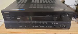 Onkyo HT R550 surround sound home theater system for Sale in Sacramento, CA