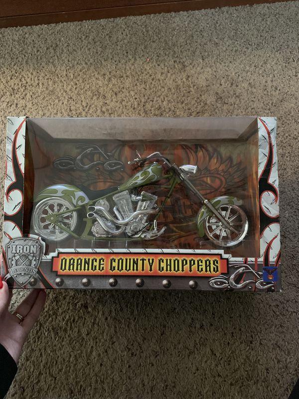 Collectible chopper