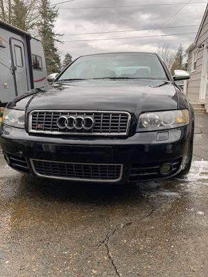 Audi 2004 s4 for Sale in Enumclaw, WA