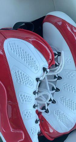 Jordan 9 Gym Red for Sale in Austin,  TX