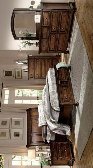☄Shock price☄Cumberland Brown Storage Platform Bedroom Set for Sale in Jessup, MD