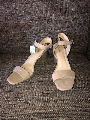 Brash - chunky heel sandals - sz 11 for Sale in Prairieville, LA