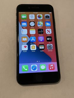 iPhone 8 Black 64GB Unlocked any carrier for Sale in Chula Vista,  CA
