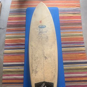 """Don Laughlin Surfboard Shortboard / Funboard 6'6"""" for Sale in San Diego, CA"""