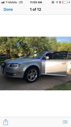 A4audi clean title 75k for Sale in Austin, TX