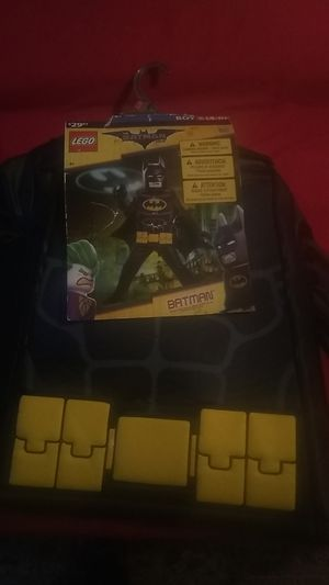 Batman Halloween costume,, boys(4-6), very good condition for Sale in San Antonio, TX
