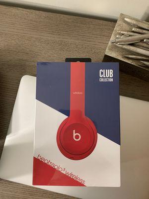Beats solo wireless 3 for Sale in Franklin, MA