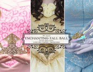 2 VIP tickets for Enchanting Princess Fall Ball 10/26 for Sale in Seattle, WA