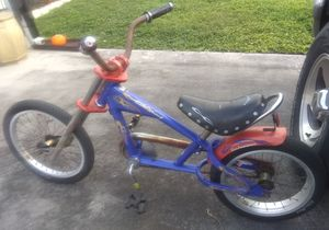 "~16"" Schwinn Sting-Ray Chopper Bicycle*Child's Bike for Sale in Haines City, FL"