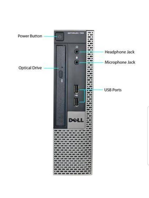 DELL Optiplex 790 I3 - Desktop
